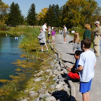 Grandparent/Grandchild Fishing Days - CANCELLED