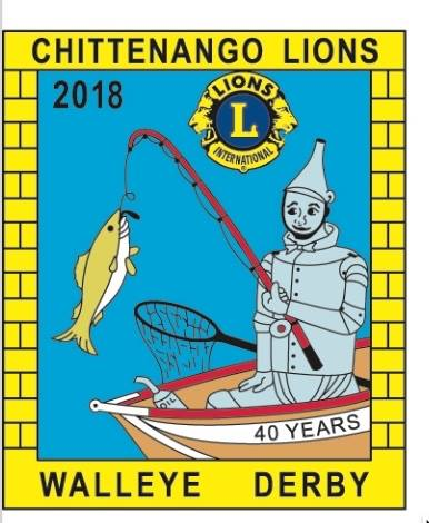 Chittenango Lions Walleye Derby