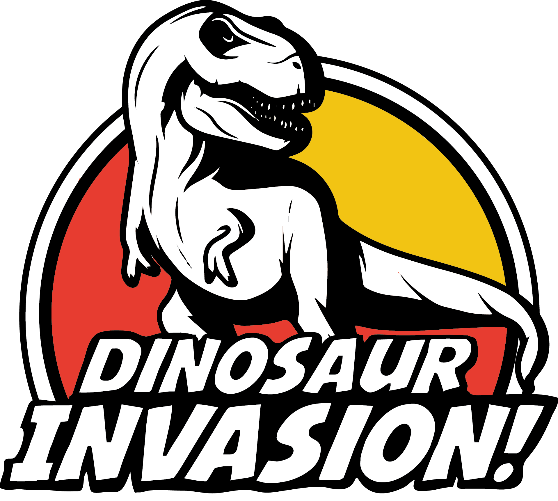 Dinosaur Invasion!