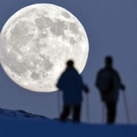 Moonlight Skiing & Snowshoeing - CANCELED