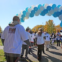 American Foundation for Suicide Prevention Out of the Darkness Walk