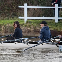 Adult Experienced Rowing Program