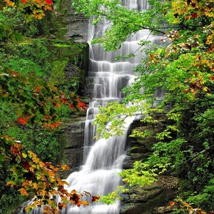 Central New York Waterfalls