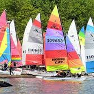 Hobie Cat Fleet 204's Madcatter Regatta